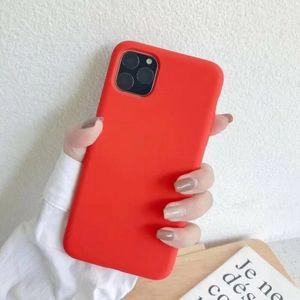 iPhone 11 Rose Red Case